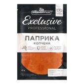 Паприка копчена Приправка Exclusive Professional 45 г – ІМ «Обжора»