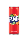 Вода  Fanta мандарин 0,33 л – ІМ «Обжора»