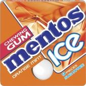 Жувальна гумка апельсин м`ята Ментос 12,9 г – ІМ «Обжора»