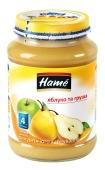 Пюре яблуко-груша Наmе 190 г – ІМ «Обжора»
