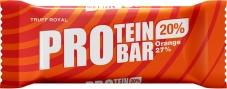 Батончик з апельсином протеїновий Truff Royal  30 г – ІМ «Обжора»