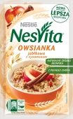 Сухий сніданок Каша вівсяна яблуко з корицею Nesvita 46 г – ІМ «Обжора»