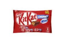 Вафлі в молочному шоколаді KitKat Chunky mini 250 г – ІМ «Обжора»