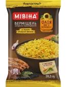 Вермішель  зі смаком смаженої свинини негостра Мівіна 59,2 г – ІМ «Обжора»