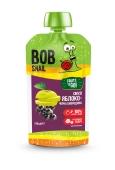 Смузі яблуко-чорна смородина Bob Snail 120 г – ІМ «Обжора»
