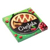 Пісочний пиріг вишня CROSTATA 370 г – ІМ «Обжора»
