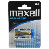 Батарейка 1 шт Maxell LR 6 2 BL – ІМ «Обжора»