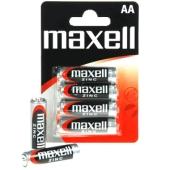 Батарейка 1 шт  Maxell R6  4 Bl – ІМ «Обжора»