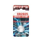 Батарейка 1шт MAXELL CR2025 1PCS  BLIST PK – ІМ «Обжора»
