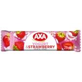 Батончик зерновий йогурт полуниця АХА 25 г – ІМ «Обжора»