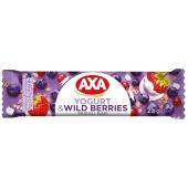 Батончик зерновий  йогурт та лісові ягоди АХА 25 г – ІМ «Обжора»