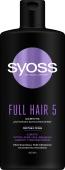 Шампунь Full Hair5 Syoss 440 мл – ІМ «Обжора»