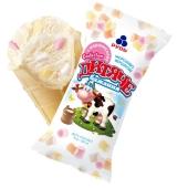 Морозиво Дитяче бажання з маршмелоу вафельний стакан Рудь 70 г – ІМ «Обжора»