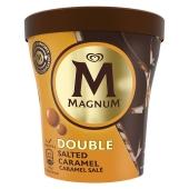 Морозиво Подвійна солона карамель відро Magnum 297 г – ІМ «Обжора»