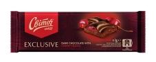 Шоколад  Exclusive чорний з вишневою начинкою Світоч 240 г – ІМ «Обжора»