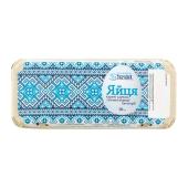 Куряче яйце Ясенсвіт `Украина` С1 (10 шт) – ІМ «Обжора»