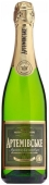 Вино ігристе біле н/сухе мускатне Артемівське 0.75 л – ІМ «Обжора»