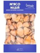 Заморожені мідії варено-очищені Veladis 0,4 кг – ІМ «Обжора»