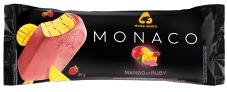 Морозиво Манго - суниця рубі глазуроване ескімо Monaco 80 г – ІМ «Обжора»