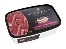 Морозиво Ягідний мілфей Monaco 500 г – ІМ «Обжора»
