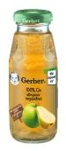Сік яблуко-груша Gerber 175 г – ІМ «Обжора»