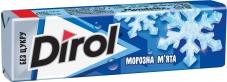 Жувальна гумка морозна м`ята Dirol 14 г – ІМ «Обжора»
