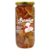 Шампіньйони в томатному соусі Лісова пісня The Banka 500 г – ІМ «Обжора»