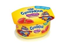 Паста для дітей суниця Савушкін продукт 3,5% 110 г – ІМ «Обжора»