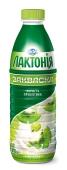 Закваска 1,5% ківі-агрус пребіотик Лактонія 870 г – ІМ «Обжора»