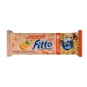 Батончик мюслі апельсин кіноа без цукру Fitto light 25 г – ІМ «Обжора»