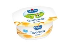 Паста сиркова десертна Чізкейк Савушкін продукт 3,5% 120 г – ІМ «Обжора»