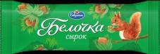 Сирок глазурований Савушкін продукт Білочка 23% 40 г – ІМ «Обжора»