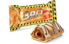 Цукерки BRO карамель та арахісова паста АВК – ІМ «Обжора»