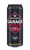 Напій сл/алк з/б 6% Hardcore taste Cherry & More Garage 0,5 л – ІМ «Обжора»