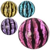 М`яч дитячий  4 кольори MS 0928 9 кавун прозорий 75 г – ІМ «Обжора»