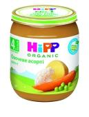 Пюре Овочеве асорті від 4 місяців с/б Hipp 125 г – ІМ «Обжора»