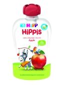 Пюре Яблуко від 4 місяців Hippis 100 г – ІМ «Обжора»