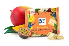 Шоколад Buenos Dias білий зі шматочками маракуйї та манго Ritter Sport 100 г – ІМ «Обжора»