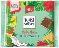 Шоколад Buenos Dias біл.зі шм. маракуйї та манго Ritter Sport 100 г – ІМ «Обжора»