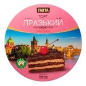 Торт Празький з вишнею Ла-Тарта  500 г – ІМ «Обжора»