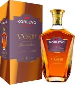 Коньяк  40% Koblevo Reserve V.V.S.O.P 5 років 0,5 л – ІМ «Обжора»