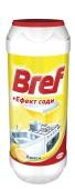 Чистячий порошок BREF Ефект соди/Лимон 500 г – ІМ «Обжора»