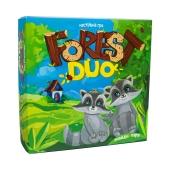 """Игра настольная """"Найди пару"""" (укр) Forest Duo в коробке 19,5-19,5-4,5 см – ИМ «Обжора»"""