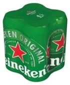 Пиво 5,0% світле з/б Heineken 4*0,5 л – ІМ «Обжора»