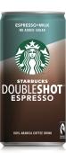 Напій кавовий Starbucks Doubleshot Espresso без цукру 0,2 л – ІМ «Обжора»