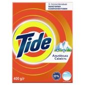 Пральний порошок TIDE Alpin Fresh 400гр ручн.прання – ІМ «Обжора»