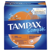 Тампони TAMPAX Compak тампони з апл. Super Plus Duo 16 шт – ІМ «Обжора»