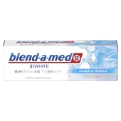 З/паста BLEND-A-MED 3D White Therapy Захист Емалi 75мл – ІМ «Обжора»