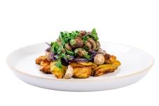 Салат з овочів гриль – ІМ «Обжора»