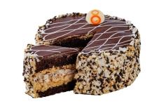 Торт Снікерс – ІМ «Обжора»